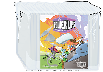 ABU Power Ups Diaper Boosters